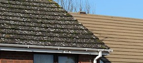 Gutter and roof cleaning in Margate and Ramsgate